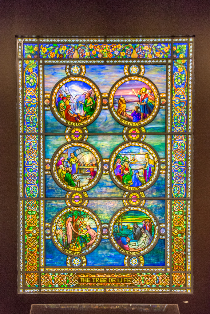 Morse Museum Works By Louis Comfort Tiffany